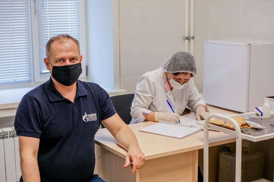 Заместитель генерального директора поуправлению персоналом ООО«Газпром переработка Благовещенск» Евгений Бакланов.