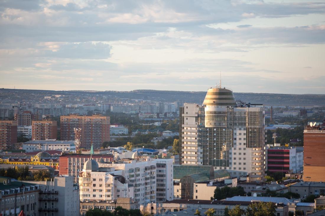 Благовещенск. Фото: РИА Новости