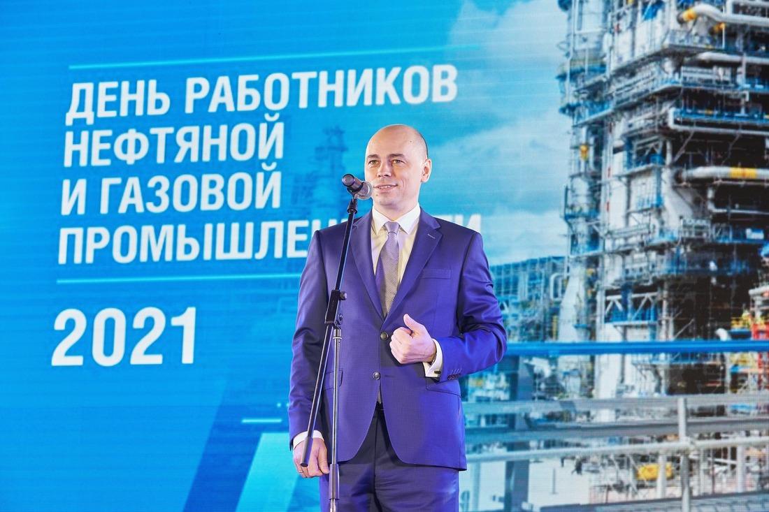Генеральный директор ООО«Газпром переработка Благовещенск» Юрий Лебедев
