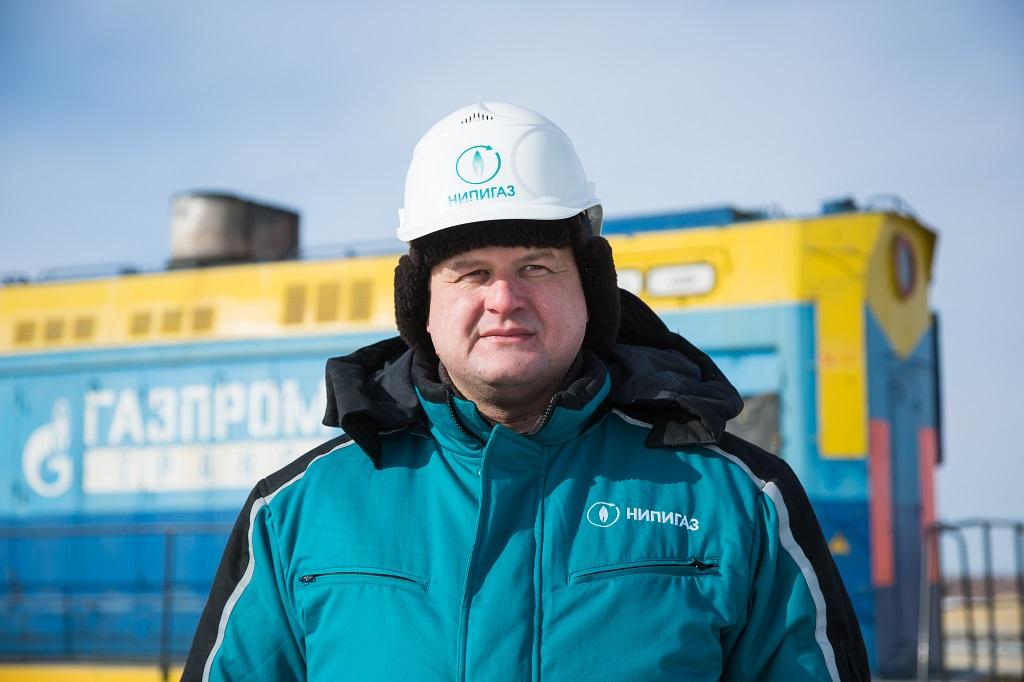 Руководитель направления Железнодорожная инфраструктура (компания НИПИГАЗ)
